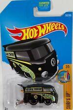 Hot Wheels Surfs Up Kool Kombi Black