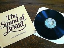 "Vinyl Records Bread The Sound Of Bread Album LP 12"" 33 RPM Music Record Rock Pop"