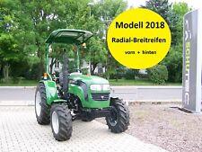 NEU!! und günstig FOTON TE254 Allrad Traktor Schlepper Bulldog Trecker 25 PS