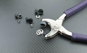 Istatools Ösenwerkzeuge Suitable For Die Vario-Zange, Istatools Eyelets, Rivets