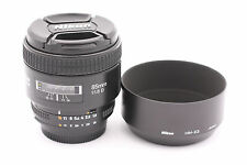 Nikon 85mm f/1.8D Auto Focus Nikkor Lens for Nikon Digital SLR Cameras