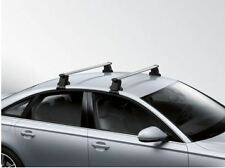 4G5071126 20011-2016 AUDI A6 S6  SEDAN BASE  ROOF CARRIER RACKS