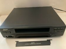 New listing Zenith Vr 2135 Vhs Recorder High Speed Rewind Auto Tracking- Parts Only