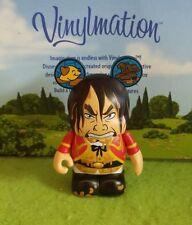 "Disney Vinylmation 3"" Park Set 2 Beauty and the Beast Gaston Variant"