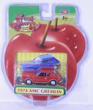 Fresh Cherries 1974 AMC Gremlin Red 1970s American Motors Co c.2005 Motor Max