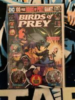 🔥Birds of Prey #1 Comic Book 100 Page Giant **WALMART EXCLUSIVE** 🔥