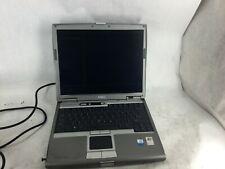 Dell Latitude D610 Intel Pentium M 1.6GHz 512mb RAM Laptop Computer -CZ