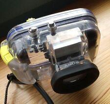 Sony Marine pack MPK-wa sous l'eau Boîtier pour dsc-w1 w5 w7 w12 w15 w17