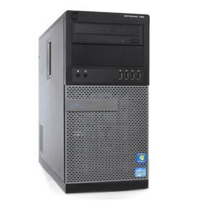 DELL Optiplex 790 TOWER INTEL CORE i7 2nd Gen 8GB RAM 500 GB HDD WINDOWS10 DVDRW
