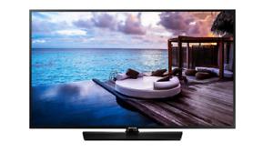 "SAMSUNG HG49EJ690UB TV COLOR 49"" LED 4K 1300 PQI SmartTV WiFi BLACK EUROPA"