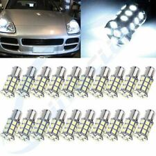 20X 6000K 12V Bright White Turn signal 1156 BA15S 5050 Bulb Light 27SMD LED