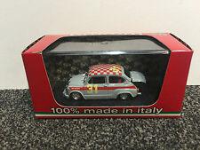 Fiat Abarth 1000 Berlina 4ore Monza 1966 Cella #31 1:43 brumm