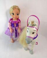 Disney Princess Toddler Tangled Rapunzel Doll & Maximus Horse Toy