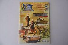 VAE VICTIS 34 TOBRUK 1941-1942 STRATEGY GAME/ WARGAMES MAGAZINE
