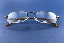 Forster Grant Eyeglasses +1.75 OP0815 Harrison BRN 51 20 140 (G17)