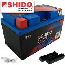 Motorrad Batterie Shido Connect Lithium LTZ14S CNT / YTZ14S,12V|CCA:300A LiFePO4