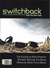 Switchback bike magazine Ned Overend China camp state park Trek Superfly 100