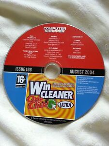 Computer Shopper Issue 198 August 2004 CD Rom