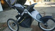 Jeep Unlimited jogging stroller. Lightly used.
