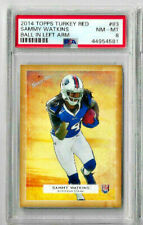 2014 Topps Turkey Red Sammy Watkins PSA 8 RC
