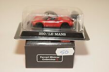 V 1:64 50 KYOSHO COLLECTION 2 FERRARI 250 LM 250 LE MANS 250LM RED MINT BOXED