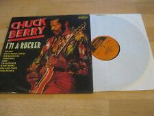 LP Chuck Berry I'm a Rocker Tulane Christmas Vinyl CONTOUR CN 2019