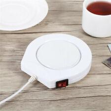 Electric Coffee Mug Warmer Tea Milk Cup Heater Pad Heating Plate for Office Home