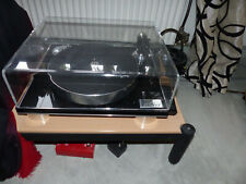 Plattenspieler, High End, Transrotor Classic Nero 20.5/40M schwarz, gebraucht,