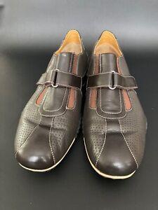 Cole Haan Air Estadio II Dk. Brown Mens Shoe Size 11.5 M NIB