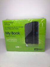 My Book Western Digital External Hard Drive 320 GB