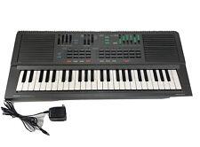 Yamaha Portasound PSS 460 Keyboard Digital Synthesizer 49 Keys Tested-See