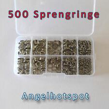 500 Sprengringe in der Box | MEGA SET | Starter Pack | Sortiment | Angelhotspot
