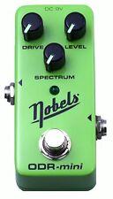 Nobels Overdrive Guitare Effet Pédale Odr-1 Vert