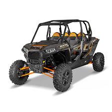 New Polaris RZR 4 - Seater Low Profile Rock Sliders - Black 2879940-458