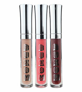 Buxom Full-On Lip Polish 0.15Oz/4.45g New In Box [Choose Your Shade]