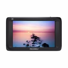 "Feelworld S450-M On-camera Monitor Full HD 4.5"" 3G-SDI 4K HDMI IPS 160° 1280*800"