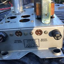 Vintage Leslie Speaker Reverb Amplifier Type 061440