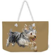 Weekend Tote - Yorkshire Terrier
