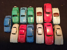 13 Old Vtg Collectible Plastic Ingap Series 20 Toy Car LOT Made In Italy