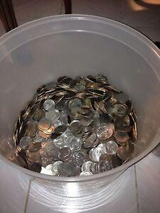 Lot Of 100 Eisenhower Ike Dollars - Coins