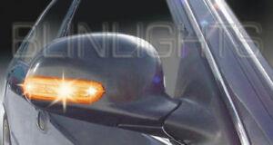 Mirror Amber LED Turn Signals lights leds for 2003-2011 Honda Accord