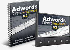 Adwords Direct Response Guide & Videos on 1 CD