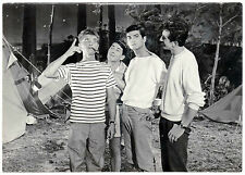 Le Triporteur de Jacques Pinoteau/Dary Cowl/Jean Claude Brialy/photo/vintage