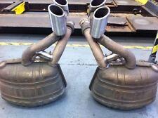 Marmitta kit SUPER sound silenziatori  Porsche 911 997 motore 3.8 S