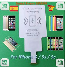 ★ Ultra Thin Qi Wireless Power Charger Charging Receiver for iPhone 5 5S 5C ★