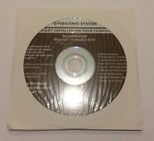 DVD d'installation windows 7 PRO 32BIT DELL FR NEUF