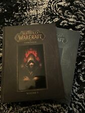 World Of Warcraft Chronicle Volume 1 & 2 (Brand New, Hardcover) Blizzard