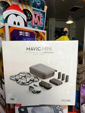 DJI Mavic Mini Combo Drone Leggero e Portatile, 3 Batterie 30 Min. EU sigillato