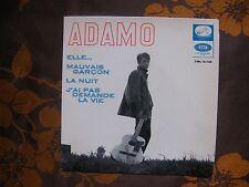 EP ADAMO - Elle...+3   La Voz De Su Amo – 7EPL 14.144    Spain    (1965)