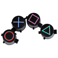 PS4 Replacement Buttons Set For Sony Playstation 4 Dualshock Controller V2